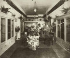 Stone and Rothberg tailors shop interior, Seattle, ca. 1920