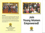 Join Young Women Empowered Brochure