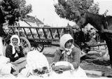 Women in costume, Sisak, Croatia (former Yugoslavia), circa 1930-1937