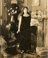 Noted singer and silent films actress Lina Cavalieri