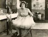 Silent films actress Helene Chadwick