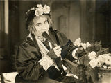 Silent films actor Syd Chaplin