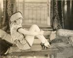 Silent films Cecille Evans