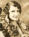 Vaudeville entertainer Frances Hatt