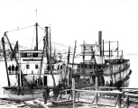 Steamboats LAVELLE YOUNG and CASCA, n.d
